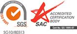 SAC Certificate, QS-1999-07