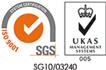 ISO 9001, Cert SG10/03240